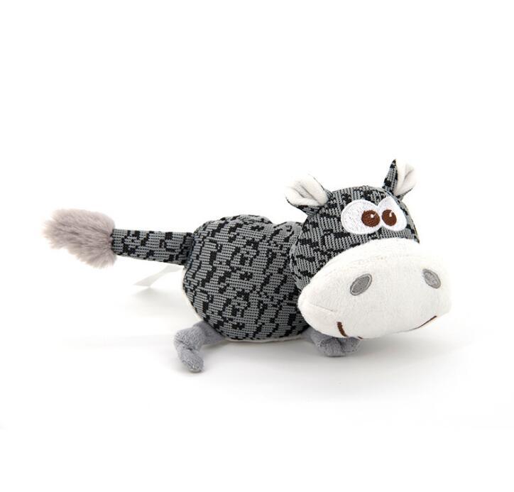 新品★ペット玩具★ペット用品★ペットおもちゃ★愛犬用★噛む練習★ぬいぐるみ★動物造型★4色