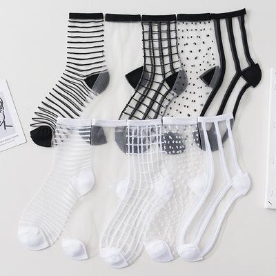 ファッション小物★♪レディース靴下★通気性★♪个性ソックス★♪ストッキング♪人気新作★♪