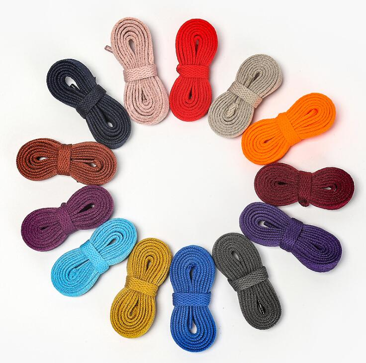 2021秋冬新作★靴紐★男女兼用★くつひも★57色★50-120cm