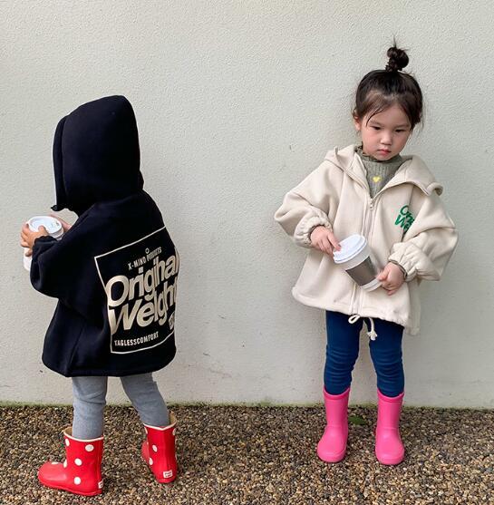 2021秋冬新品★子供服 ジャケット コート 2色★80-130cm★